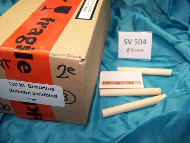 Sumatra tabak, korte senoritas - SV504